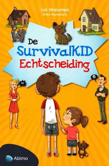 Coverafbeelding van: SurvivalKID Echtscheiding