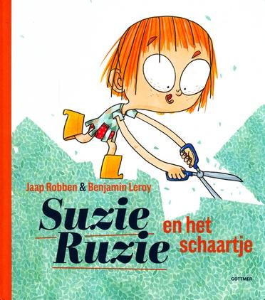 Coverafbeelding van: Suzie Ruzie en het schaartje