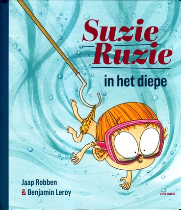 Coverafbeelding van: Suzie Ruzie in het diepe