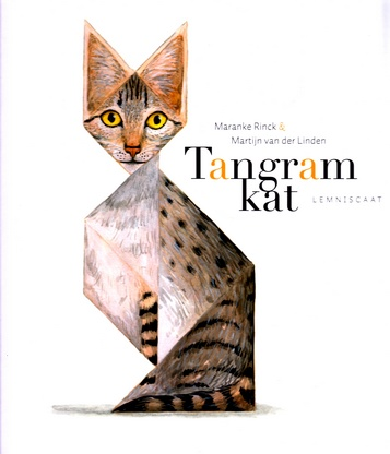 Coverafbeelding van: Tangramkat