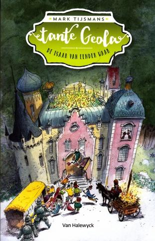 Coverafbeelding van: De Tsaar van Eender Waar – Tante Geola, deel 1