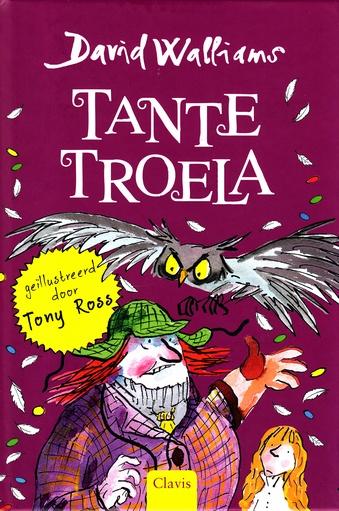 Coverafbeelding van: Tante Troela