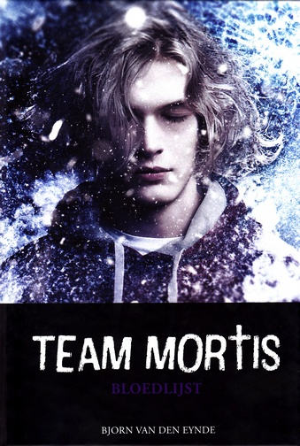 Coverafbeelding van: Bloedlijst – Team Mortis