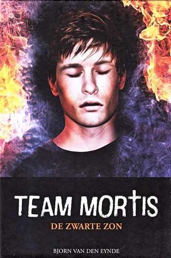 Coverafbeelding van: De Zwarte Zon – Team Mortis, deel 4