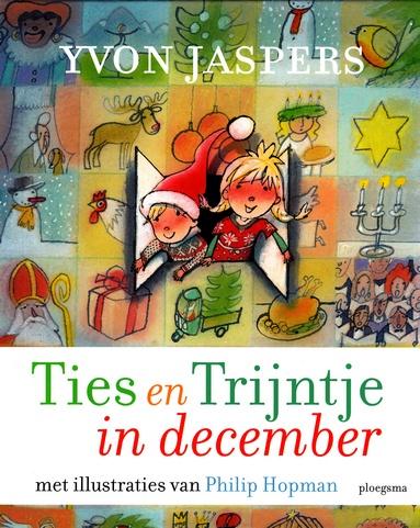 Coverafbeelding van: Ties en Trijntje in december