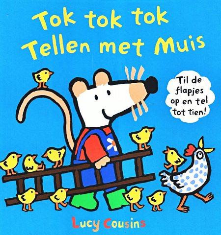 Coverafbeelding van: Tok tok tok Tellen met Muis