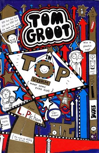 Coverafbeelding van: In topvorm – Tom Groot, deel 9