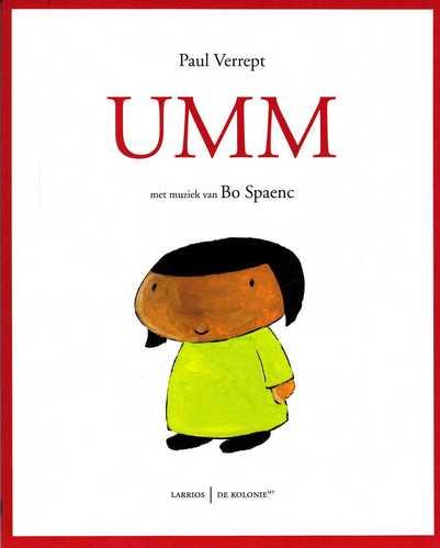 Coverafbeelding van: UMM (+ cd)