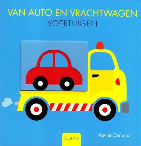 Coverafbeelding van: Van auto en vrachtwagen