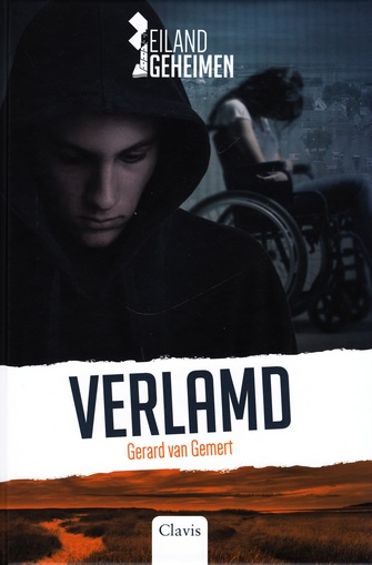 Coverafbeelding van: Verlamd – Eilandgeheimen, deel 1