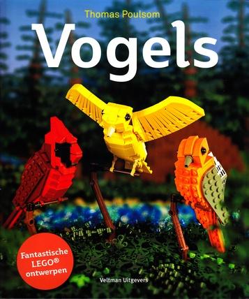 Coverafbeelding van: Vogels. Fantastische LEGO® ontwerpen