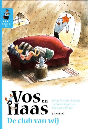 Coverafbeelding van: Vos en Haas – De club van wij
