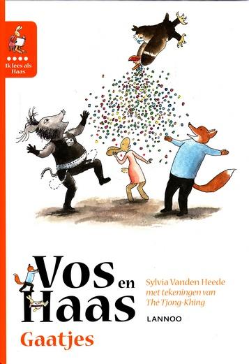 Coverafbeelding van: Vos en Haas – Gaatjes