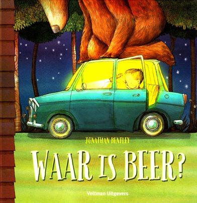 Coverafbeelding van: Waar is Beer?