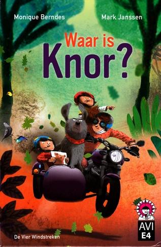 Coverafbeelding van: Waar is Knor?