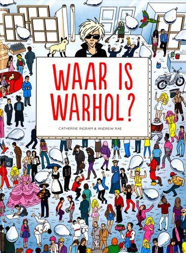 Coverafbeelding van: Waar is Warhol?