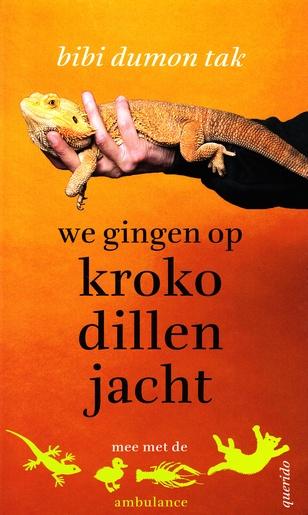 Coverafbeelding van: We gingen op krokodillenjacht