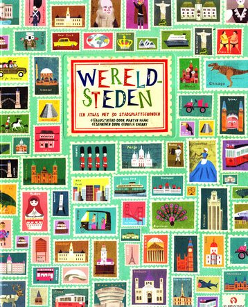 Coverafbeelding van: Wereldsteden