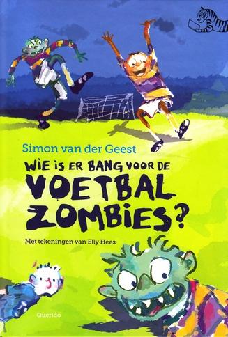 Coverafbeelding van: Wie is er bang voor de voetbalzombies?