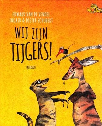 Coverafbeelding van: Wij zijn tijgers!