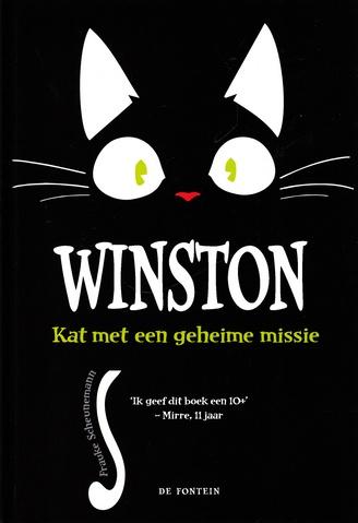Coverafbeelding van: Winston. Kat met een geheime missie
