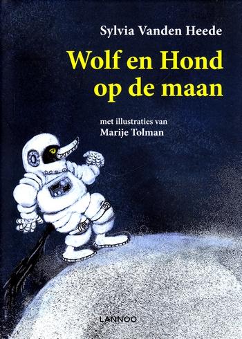 Coverafbeelding van: Wolf en Hond op de maan