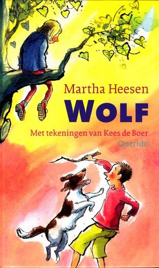 Coverafbeelding van: Wolf / Maandag heeft vleugels