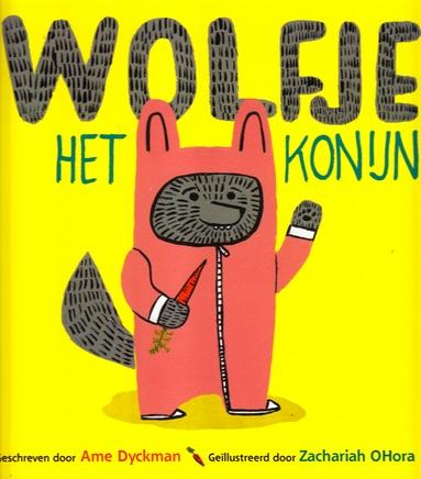 Coverafbeelding van: Wolfje het konijn