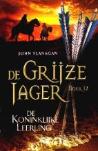 Coverafbeelding van: De Koninklijke leerling – De Grijze Jager, deel 12
