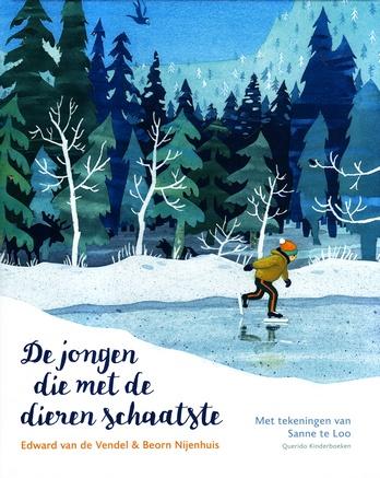 Coverafbeelding van: De jongen die met de dieren schaatste