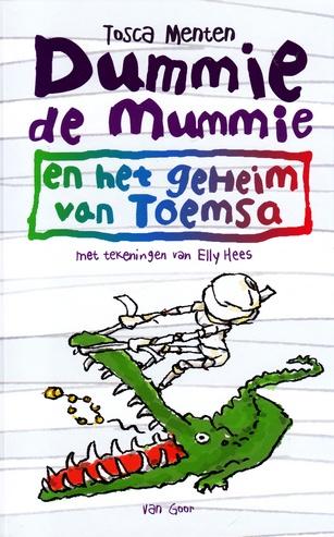 Coverafbeelding van: Dummie de Mummie en het geheim van Toemsa