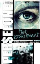 Coverafbeelding van: Project Persefone – Het experiment