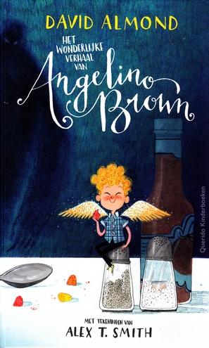 Coverafbeelding van: Het wonderlijke verhaal van Angelino Brown