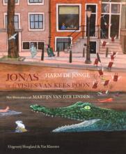 Coverafbeelding van: Jonas en de visjes van Kees Poon