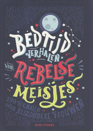 Coverafbeelding van: Bedtijdverhalen voor Rebelse Meisjes
