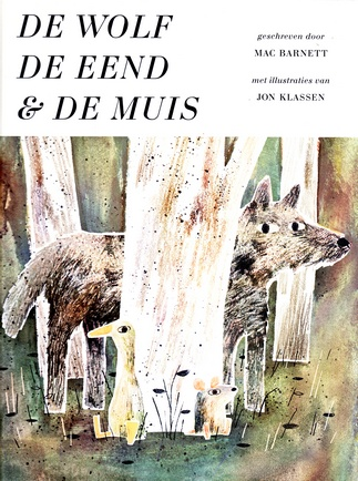 Coverafbeelding van: De wolf, de eend en de muis