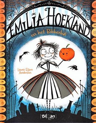 Coverafbeelding van: Emilia Hoektand en het Bibberbal