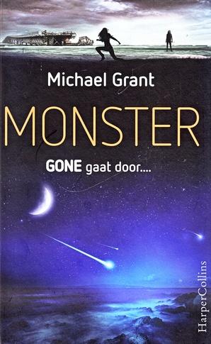 Coverafbeelding van: Monster – Gone, deel 7
