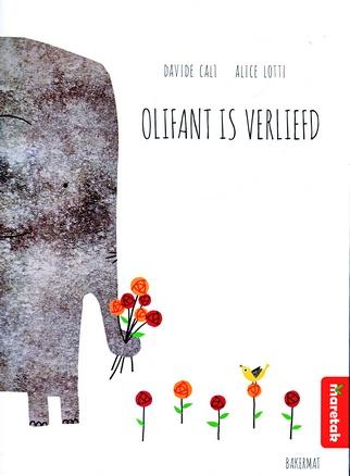 Coverafbeelding van: Olifant is verliefd