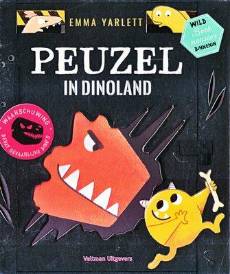 Coverafbeelding van: Peuzel in Dinoland