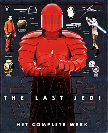 Coverafbeelding van: Star Wars – The Last Jedi