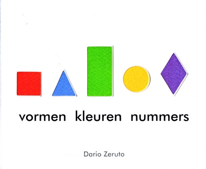 Coverafbeelding van: Vormen Kleuren Nummers