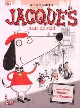 Coverafbeelding van: Jacques naar de stad