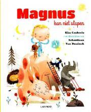 Coverafbeelding van: Magnus kan niet slapen