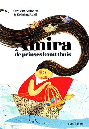 Coverafbeelding van: Amira de prinses komt thuis