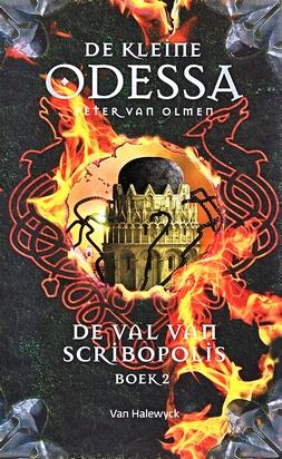 Coverafbeelding van: De kleine Odessa – De val van Scribopolis boek 2