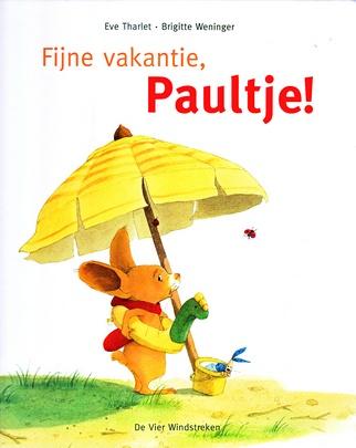 Coverafbeelding van: Fijne vakantie, Paultje!
