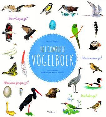 Coverafbeelding van: Het complete vogelboek