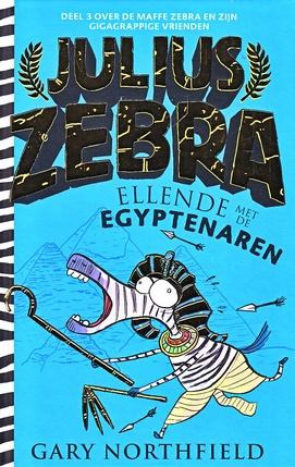 Coverafbeelding van: Ellende met de Egyptenaren – Julius Zebra, deel 3