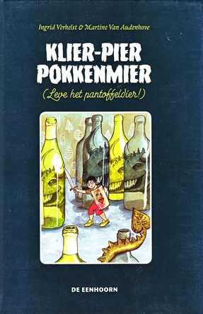 Coverafbeelding van: Klier-Pier Pokkenmier